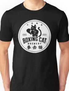 Boxing Cat Brewery Chinese Beer Unisex T-Shirt