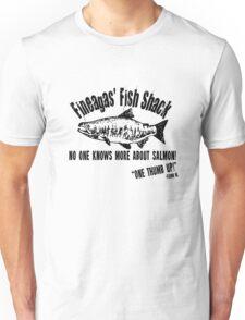 Fineagas' Fish Shack Unisex T-Shirt