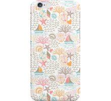 Nautical Texture 2 iPhone Case/Skin
