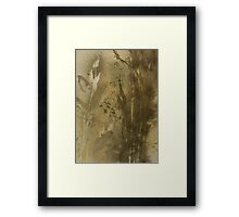 After the Fall II Framed Print