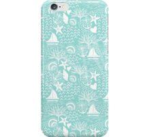 Nautical Texture iPhone Case/Skin