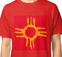 Native American Sun 4 Classic T-Shirt