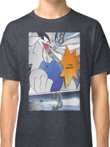 It's Lugia!! Manga Edit Classic T-Shirt