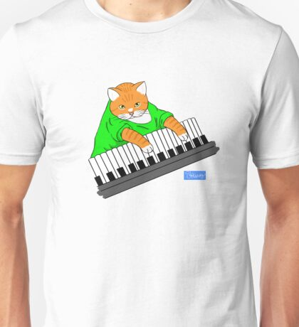 Key_Cat Unisex T-Shirt