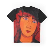 portrait of lolottle Graphic T-Shirt