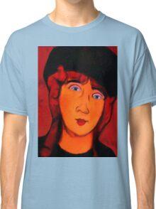 portrait of lolottle Classic T-Shirt