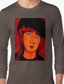 portrait of lolottle Long Sleeve T-Shirt