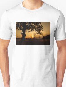 Summer's Golden Moment Unisex T-Shirt