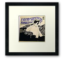 A Whiter Shade Of Pale Framed Print