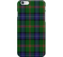 00074 Jones Clan Tartan  iPhone Case/Skin