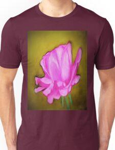 pretty pink flower Unisex T-Shirt