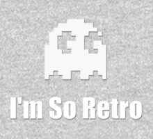 I'm So Retro - Computer Gamer T-Shirt Kids Tee