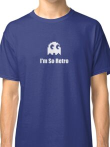 I'm So Retro - Computer Gamer T-Shirt Classic T-Shirt