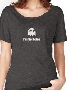 I'm So Retro - Computer Gamer T-Shirt Women's Relaxed Fit T-Shirt