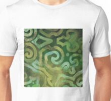 Native Elements Ocean Green Unisex T-Shirt