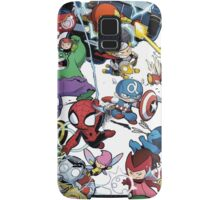 Young Marvel Samsung Galaxy Case/Skin