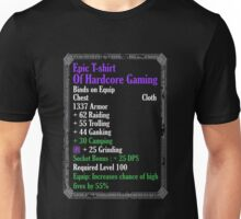 Warcraft - Epic Of Hardcore Gaming Unisex T-Shirt