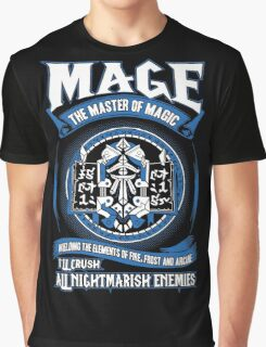 Warcraft - Mage The Master Of Magic Graphic T-Shirt