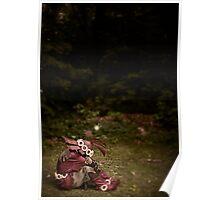 Skull Kid, Tatl and Tael Poster