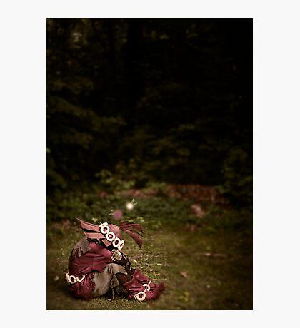 Skull Kid, Tatl and Tael Photographic Print