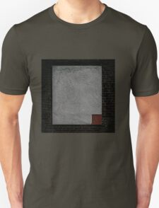 red square. dead pixel. Unisex T-Shirt