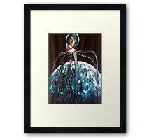 Deep Ocean, Deep Space Framed Print
