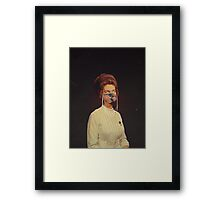 Portrait XX Framed Print