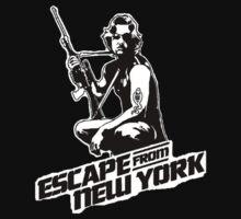 Snake Plissken (Escape from New York) Kids Tee