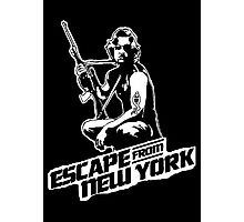 Snake Plissken (Escape from New York) Photographic Print