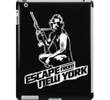 Snake Plissken (Escape from New York) iPad Case/Skin
