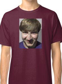 CHILI BOY WITH CHILI ON HIM Classic T-Shirt