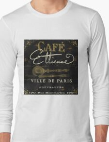 La Cuisine II Long Sleeve T-Shirt