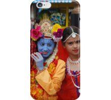 Radha Krishan at Rath Yathra iPhone Case/Skin