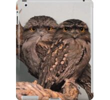 OWL Be Your Best Friend iPad Case/Skin