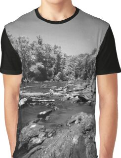 In the Rapids Graphic T-Shirt