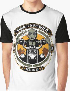 Gorn To Be Wild Graphic T-Shirt