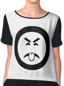 Mr Yuk Chiffon Top