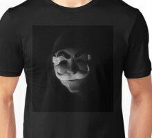 Mr Robot - mask glitch Unisex T-Shirt