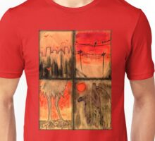 Birds of the Apocalypse - Afterlife Unisex T-Shirt