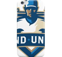 Diamond Uniforms iPhone Case/Skin