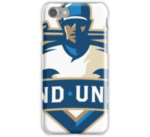 Diamond Uniforms iPhone Case/Skin