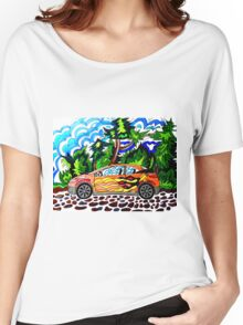 AUTO TRIP 2 Women's Relaxed Fit T-Shirt