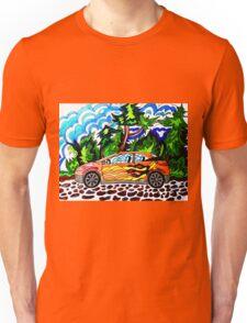 AUTO TRIP 2 Unisex T-Shirt