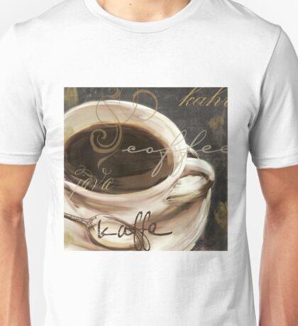 Le Cafe Dark  Unisex T-Shirt