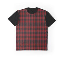 01221 Kirtle Daze Fashion Tartan  Graphic T-Shirt