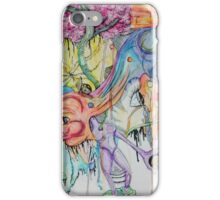 Dis-combined iPhone Case/Skin