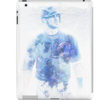 Chicago Sports Baseball Art iPad Case/Skin