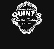 Quint's Shark Fishing Amity Island Unisex T-Shirt