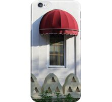 Windows of a Buddhist Temple iPhone Case/Skin