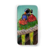 Eternal Love Birds Samsung Galaxy Case/Skin